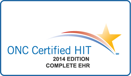 Image of ONC Certified 2014 Edition Complete EHR
